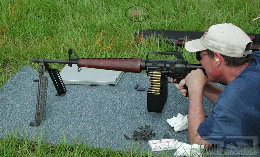38313 - Семейство Armalite / Colt AR-15 / M16 M16A1 M16A2 M16A3 M16A4