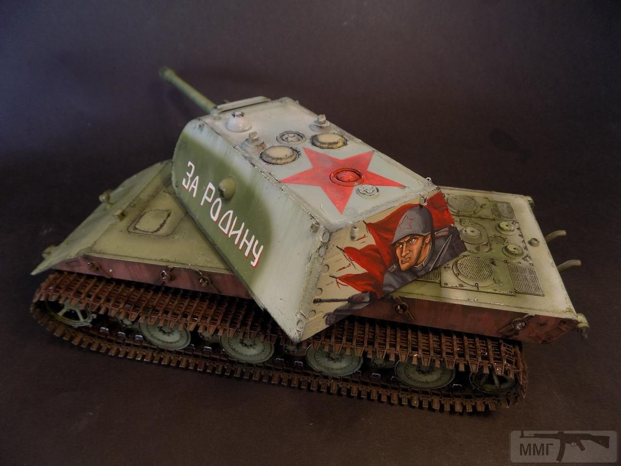 38327 - Модели бронетехники