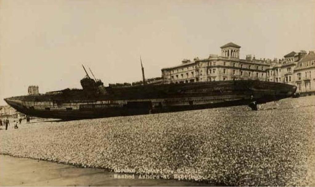 3834 - Волчьи Стаи - Германские подводные лодки двух мировых войн
