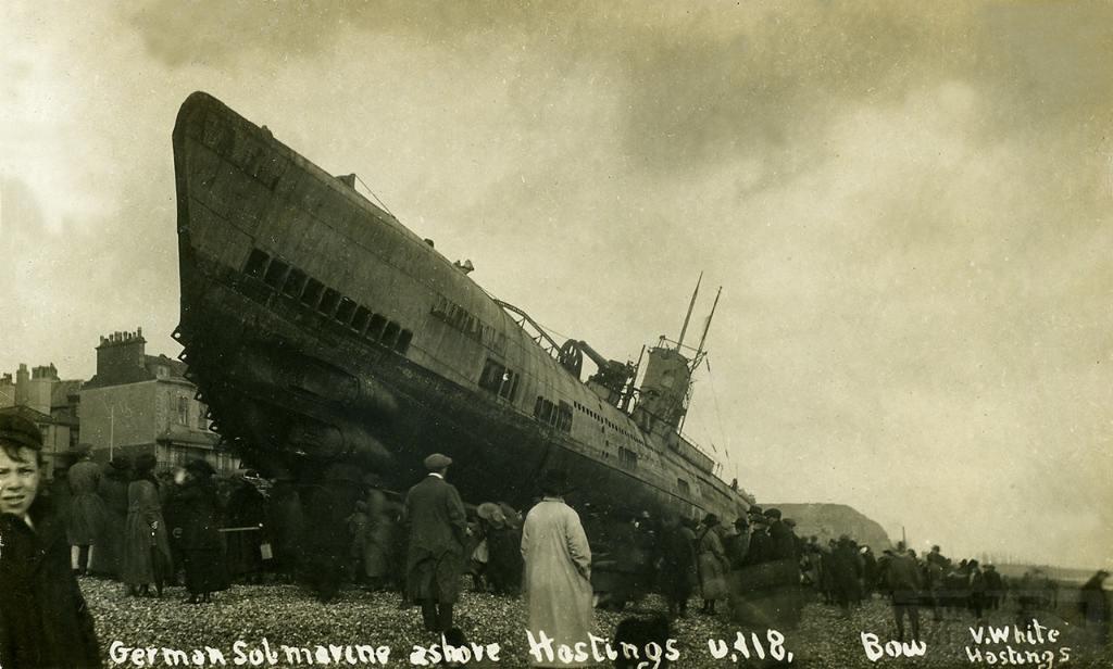 3835 - Волчьи Стаи - Германские подводные лодки двух мировых войн