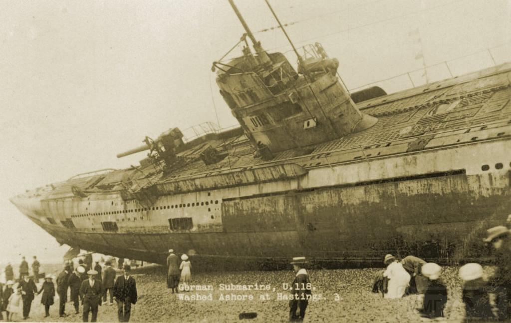3836 - Волчьи Стаи - Германские подводные лодки двух мировых войн