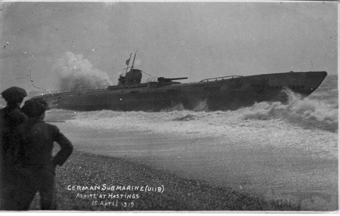 3837 - Волчьи Стаи - Германские подводные лодки двух мировых войн