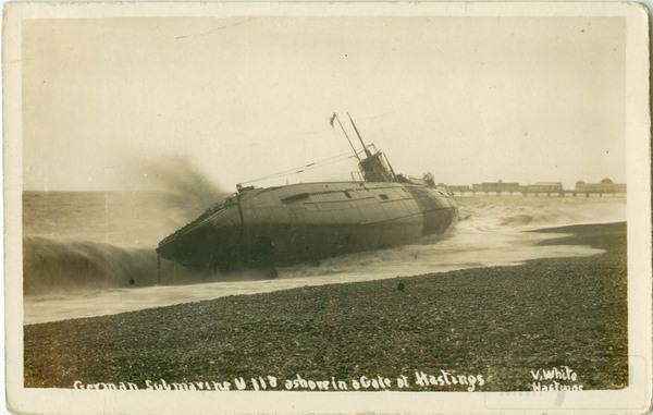 3838 - Волчьи Стаи - Германские подводные лодки двух мировых войн