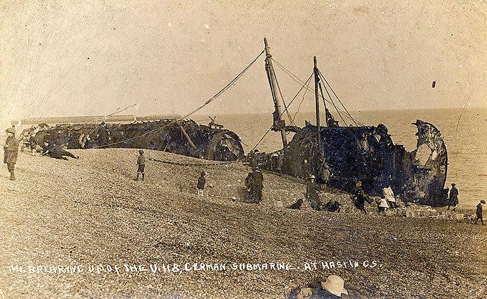 3840 - Волчьи Стаи - Германские подводные лодки двух мировых войн