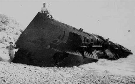 3841 - Волчьи Стаи - Германские подводные лодки двух мировых войн