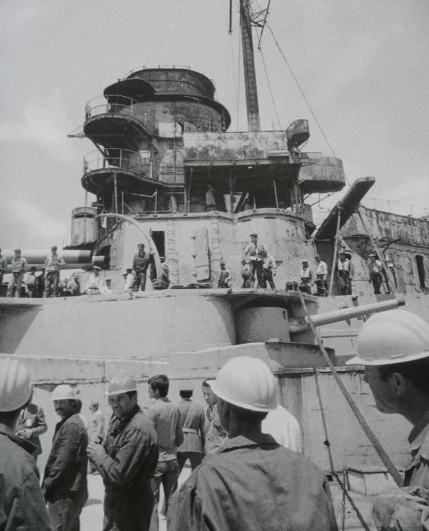 3855 - Германский флот 1914-1945