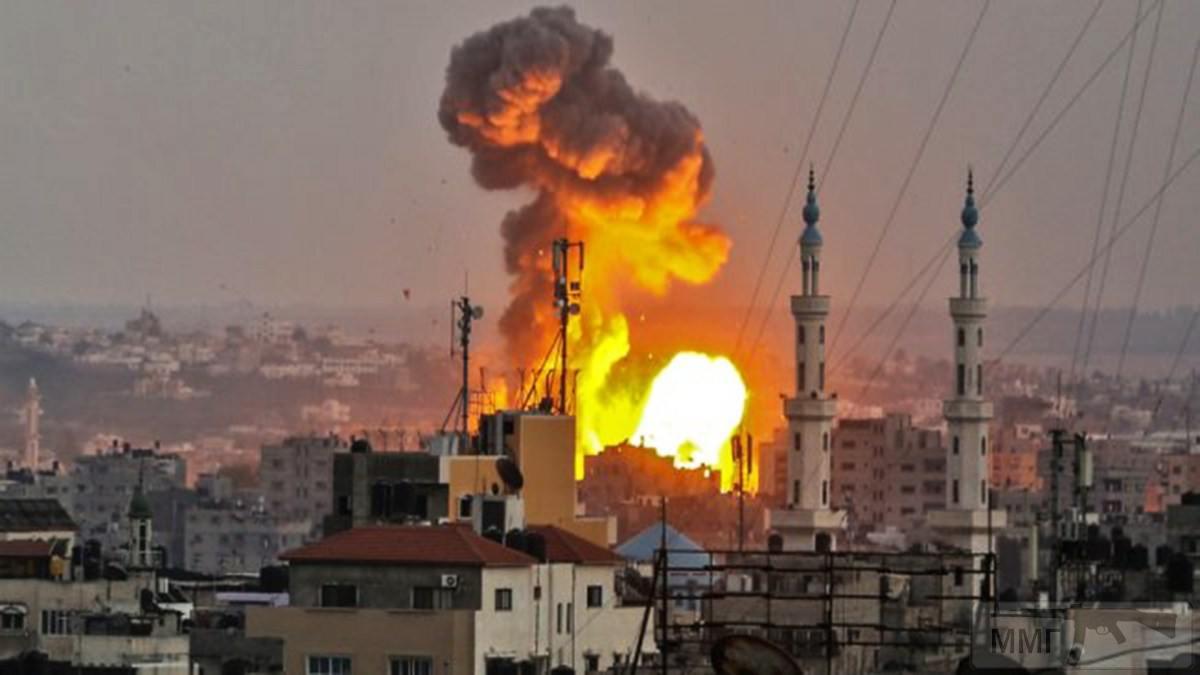 38683 - Израиль VS разные арабы - современность