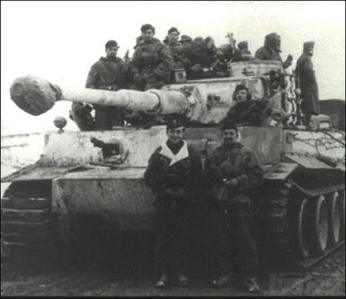 3869 - Великие и не очень танкисты Германии