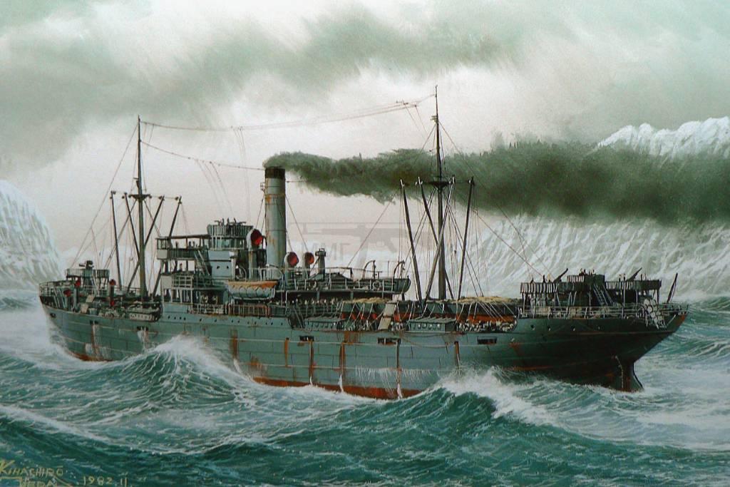 387 - Японский Императорский Флот