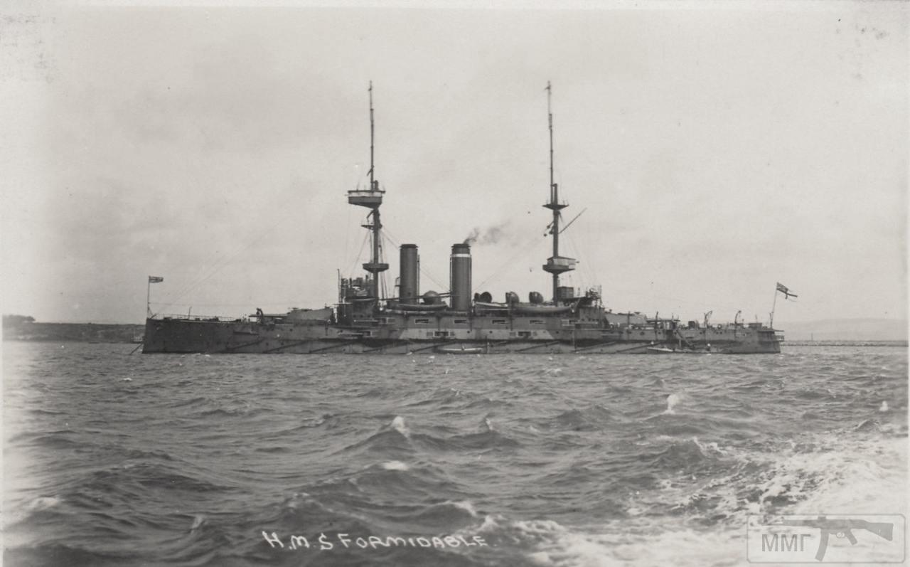 38796 - Броненосцы, дредноуты, линкоры и крейсера Британии
