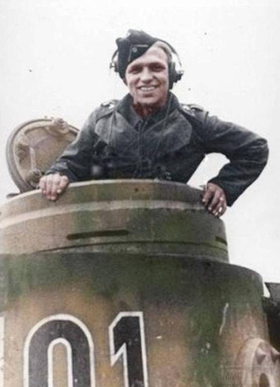 3883 - Великие и не очень танкисты Германии