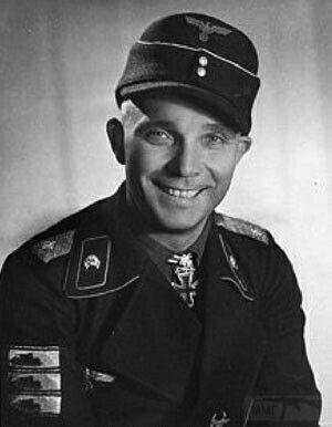 3885 - Великие и не очень танкисты Германии