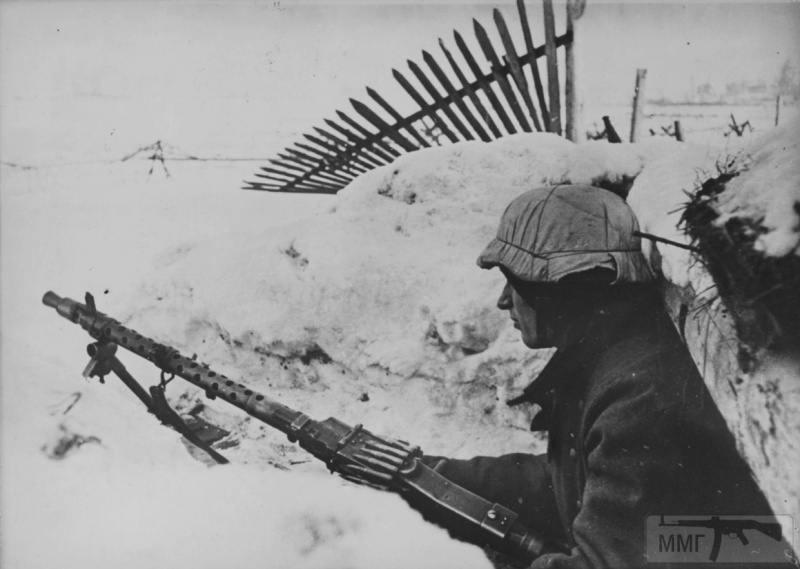 38856 - Военное фото 1941-1945 г.г. Восточный фронт.