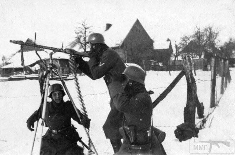38860 - Военное фото 1941-1945 г.г. Восточный фронт.