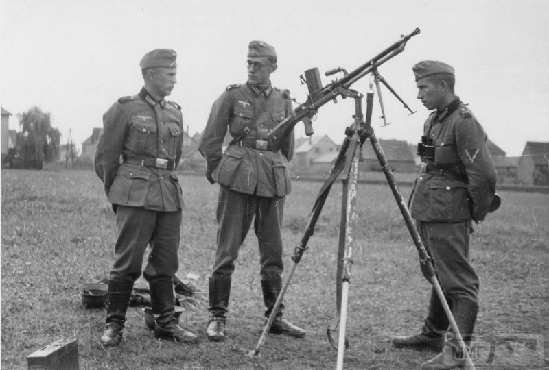 38861 - Военное фото 1941-1945 г.г. Восточный фронт.