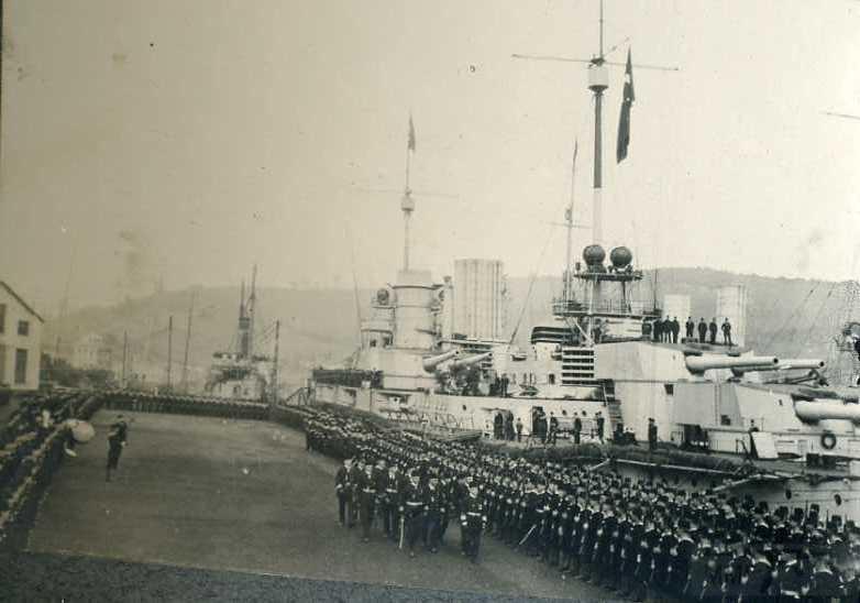 3893 - Германский флот 1914-1945