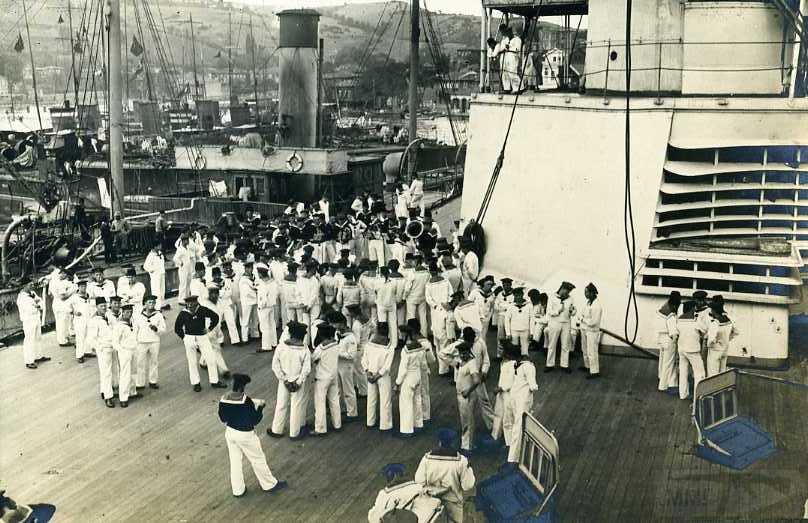 3895 - Германский флот 1914-1945