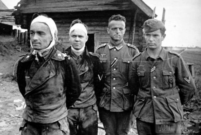 38955 - Военное фото 1941-1945 г.г. Восточный фронт.