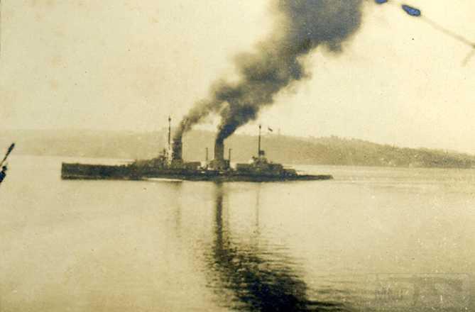 3897 - Германский флот 1914-1945