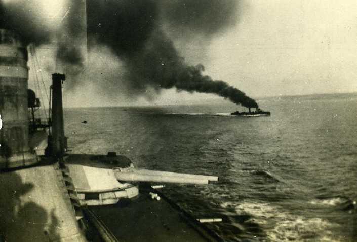 3899 - Германский флот 1914-1945
