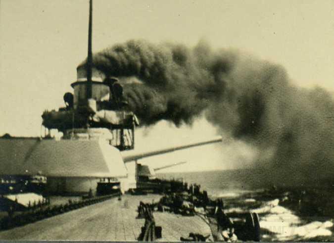 3901 - Германский флот 1914-1945
