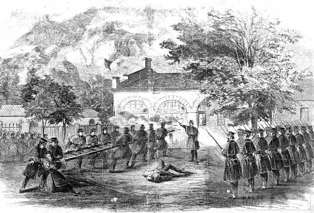 39069 - Гражданская война в США