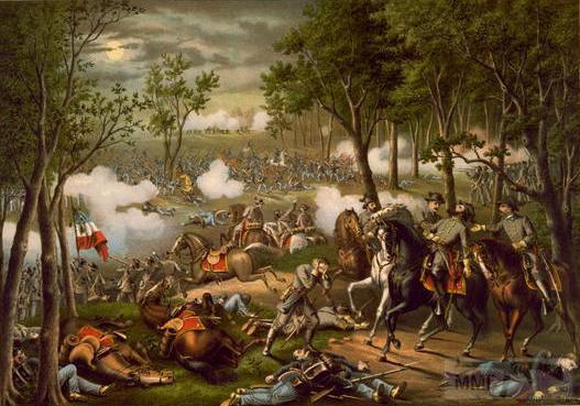 39074 - Гражданская война в США