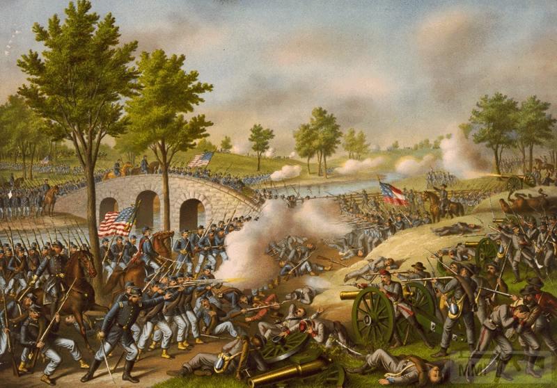 39075 - Гражданская война в США