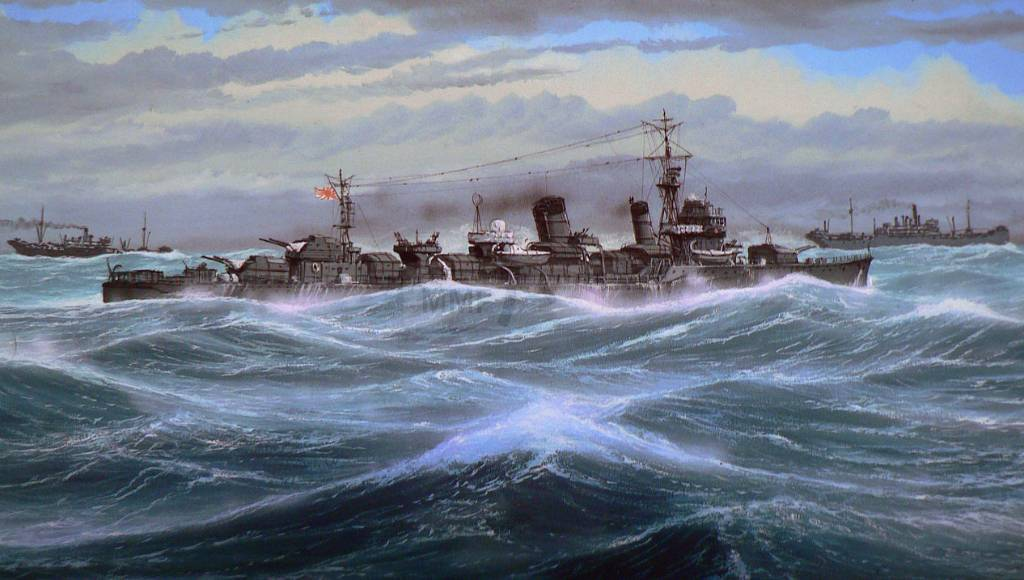 391 - Японский Императорский Флот