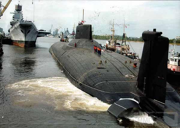 39320 - Атомные субмарины.