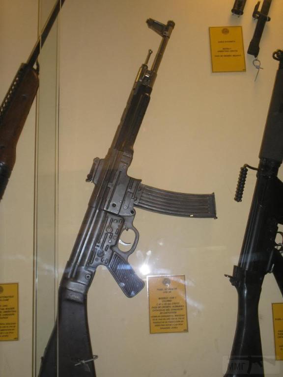 3939 - Sturmgewehr Haenel / Schmeisser MP 43MP 44 Stg.44 - прототипы, конструкция история
