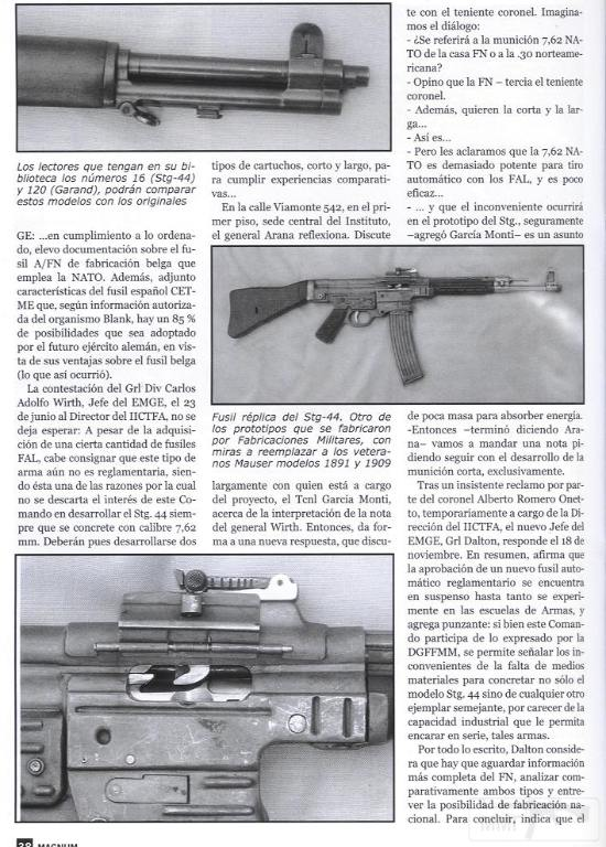 3940 - Sturmgewehr Haenel / Schmeisser MP 43MP 44 Stg.44 - прототипы, конструкция история