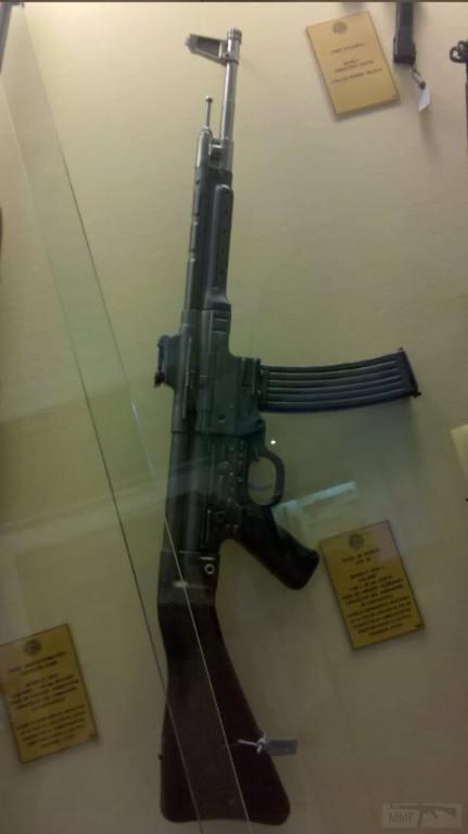 3947 - Sturmgewehr Haenel / Schmeisser MP 43MP 44 Stg.44 - прототипы, конструкция история