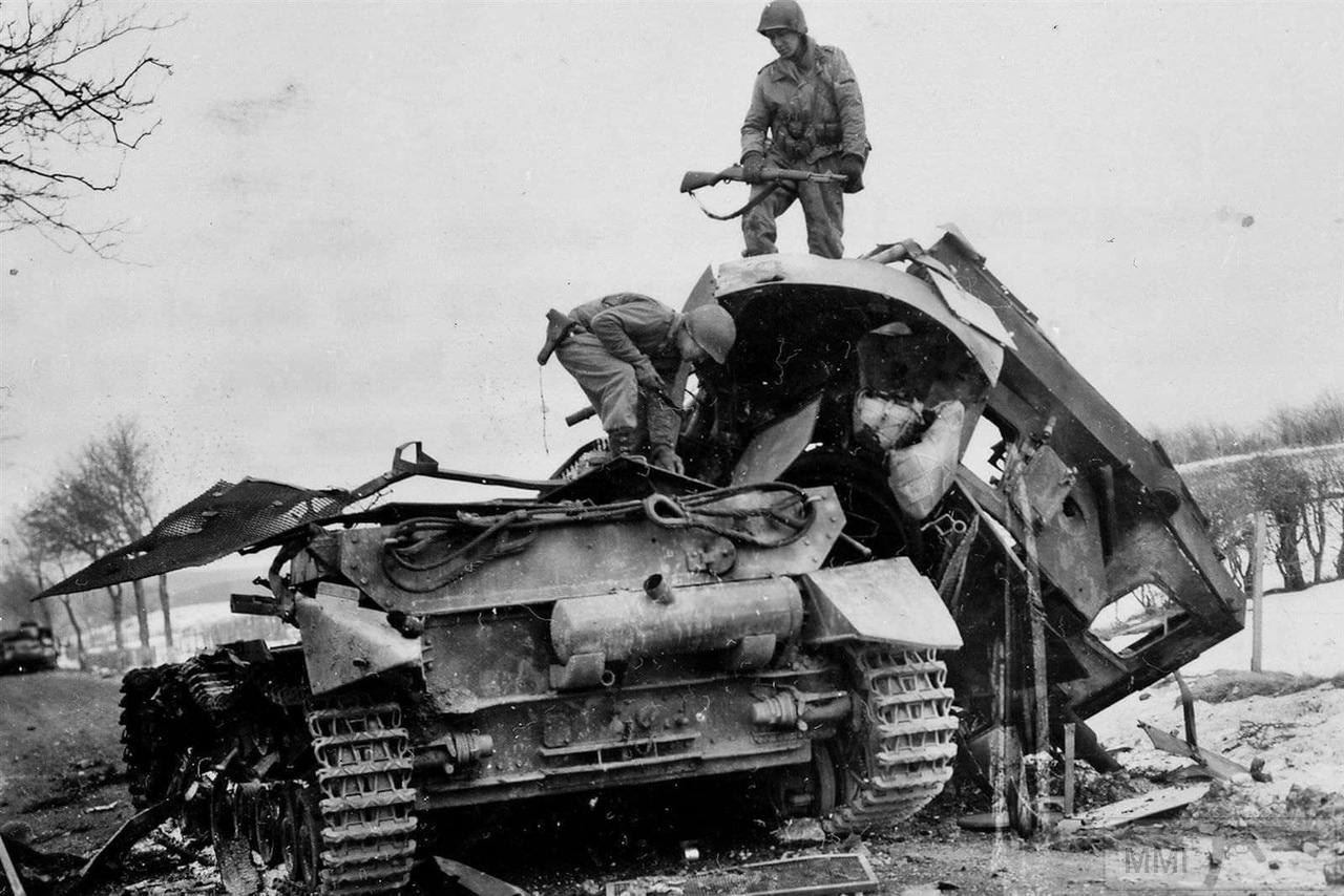 39487 - Военное фото 1939-1945 г.г. Западный фронт и Африка.