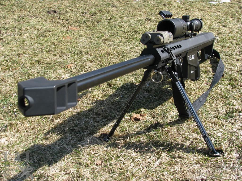 39515 - Крупнокалиберные снайперские винтовки