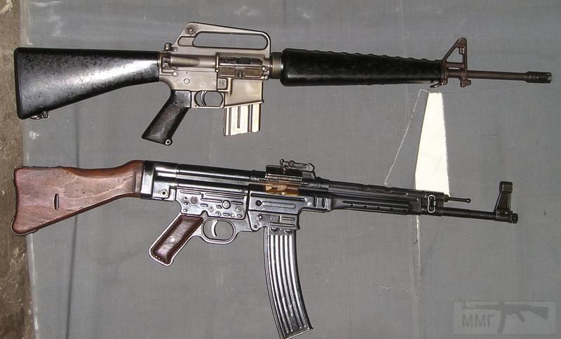 3957 - Семейство Armalite / Colt AR-15 / M16 M16A1 M16A2 M16A3 M16A4