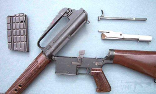 3959 - Семейство Armalite / Colt AR-15 / M16 M16A1 M16A2 M16A3 M16A4