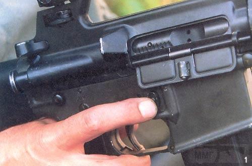 3960 - Семейство Armalite / Colt AR-15 / M16 M16A1 M16A2 M16A3 M16A4