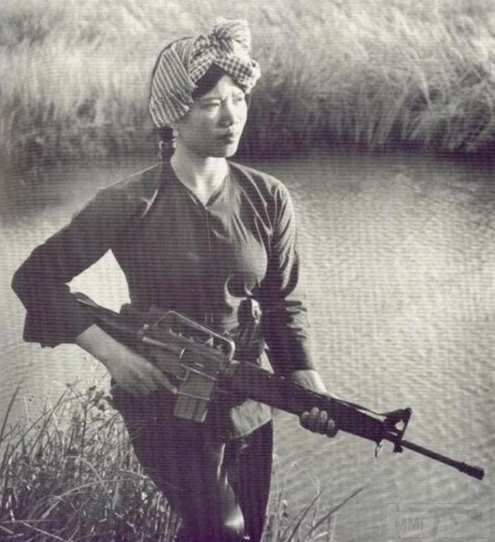 3963 - Семейство Armalite / Colt AR-15 / M16 M16A1 M16A2 M16A3 M16A4
