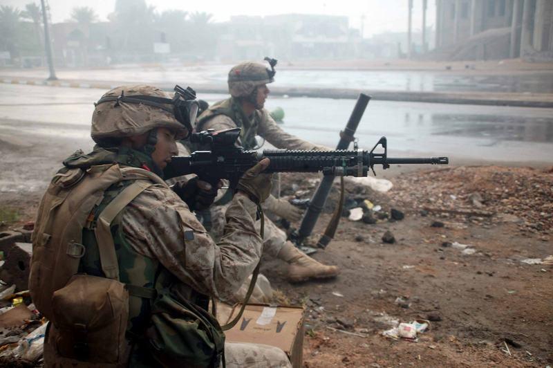 3964 - Семейство Armalite / Colt AR-15 / M16 M16A1 M16A2 M16A3 M16A4