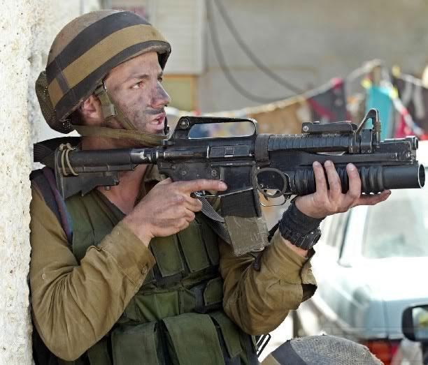 3965 - Семейство Armalite / Colt AR-15 / M16 M16A1 M16A2 M16A3 M16A4