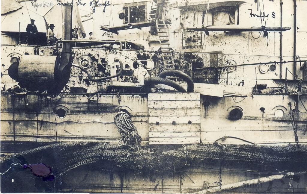 3971 - Германский флот 1914-1945