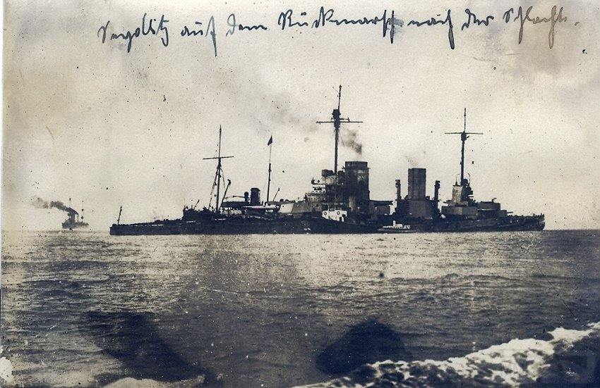 3972 - Германский флот 1914-1945