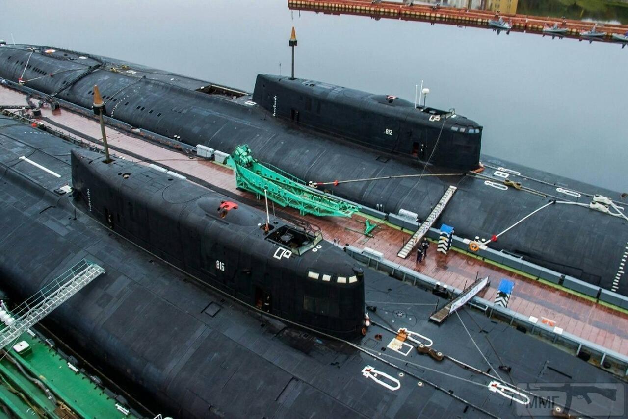 39754 - Атомные субмарины.