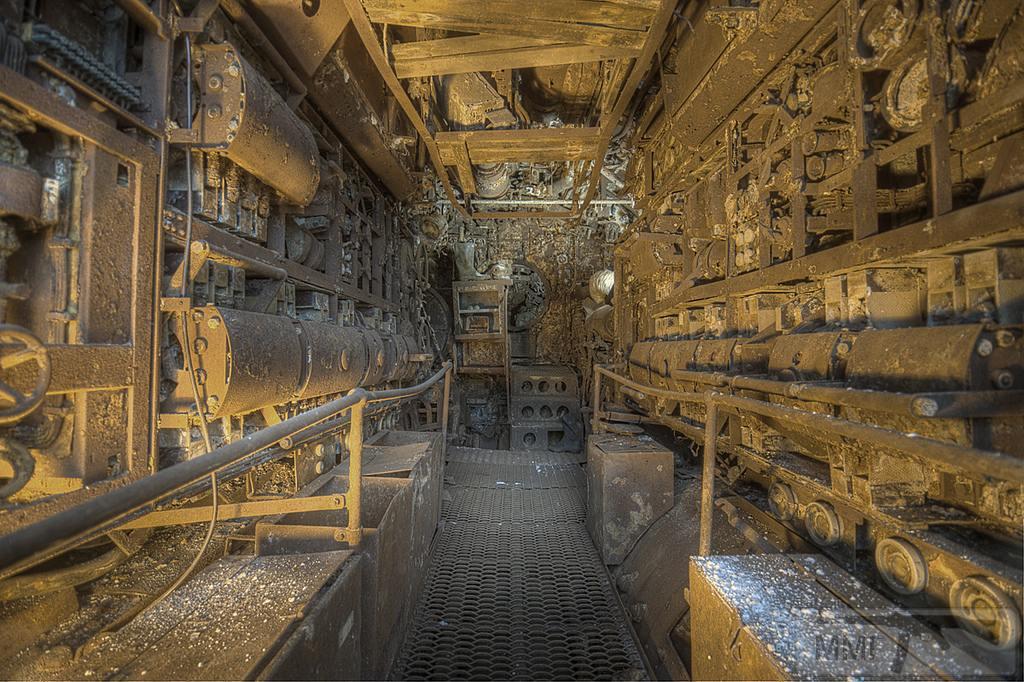 39782 - Как сделать музей с U-534