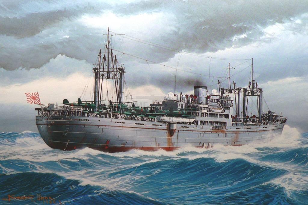 398 - Японский Императорский Флот