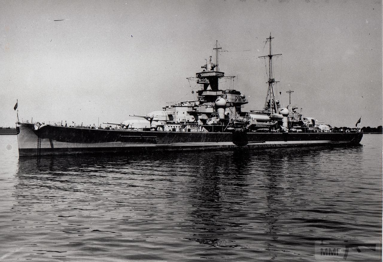39837 - Тяжелый крейсер Admiral Hipper