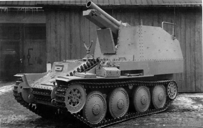 3992 - САУ Вермахта