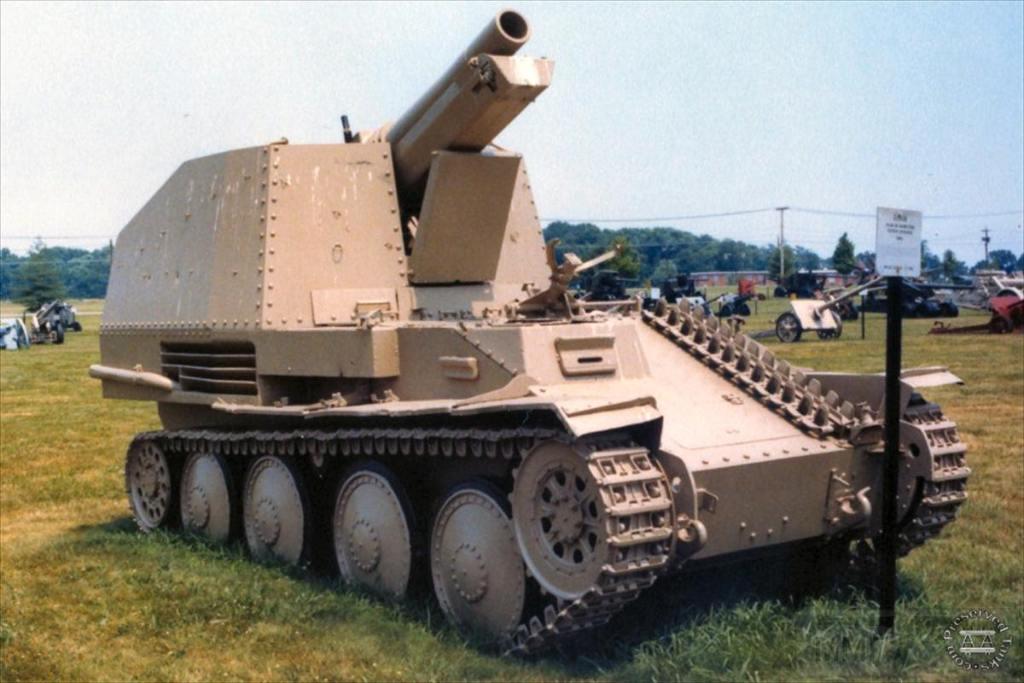 3993 - САУ Вермахта