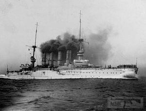 39937 - Крейсеры в период ПМВ.